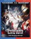 Captain America: Civil War [3d] [includes Digital Copy] [blu-ray] 5141101