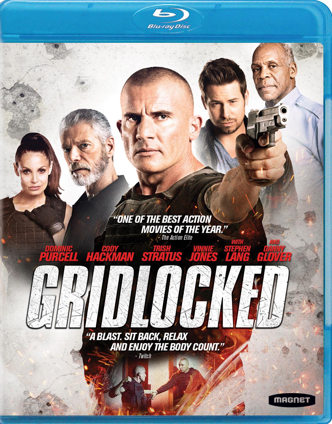 Gridlocked [blu-ray] 5142600