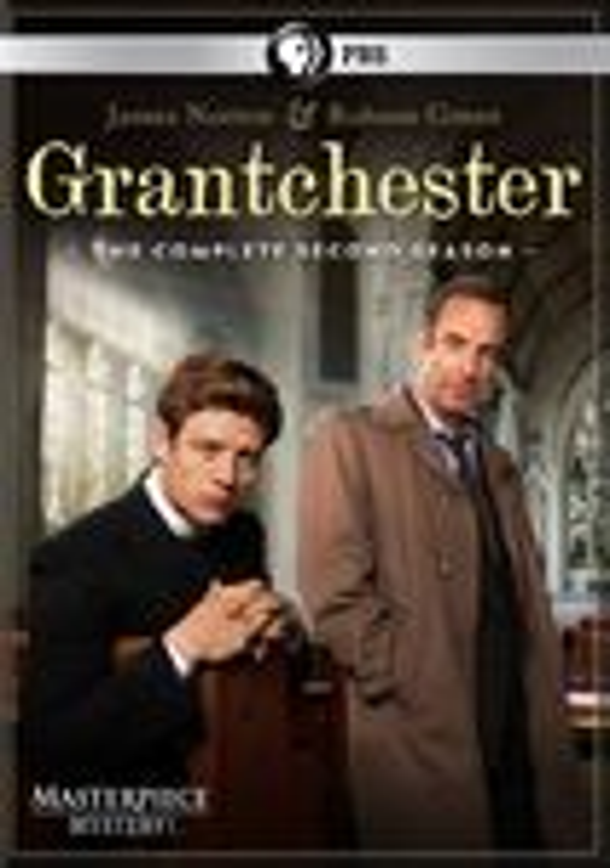 Grantchester: Season 2 (dvd) 5142700