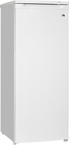 Igloo - 6.9 Cu. Ft. Upright Freezer - White