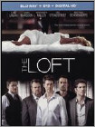 Loft (Blu-ray Disc) (2 Disc) (Ultraviolet Digital Copy)