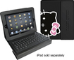 Hello Kitty - Portfolio Case and Bluetooth Keyboard for Apple® iPad® and iPad 2 - Pink