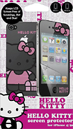 Hello Kitty - Screen Protector for Apple® iPhone® 4 and 4S