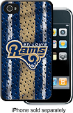 Team ProMark - St. Louis Rams Case for Apple® iPhone® 4 and 4S