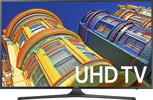 "Samsung - 70"" Class (70"" Diag.) - LED - 2160p - Smart - 4K Ultra HD TV - Black"