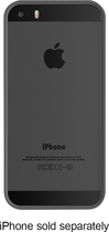 ZAGG - InvisibleShield Orbit Case for Apple® iPhone® 5s - Gray