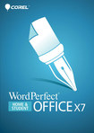 WordPerfect Office X7 Home & Student Edition - Windows