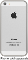 ZAGG - InvisibleShield Orbit Case for Apple® iPhone® 5s - Silver