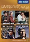 Tcm Greatest Classic Legends Film Collection: James Stewart [4 Discs] (dvd) 5147312