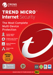 Trend Micro Internet Security 2015 - 3-User - Mac|Windows