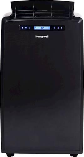 Honeywell - 14,000 BTU Portable Air Conditioner - Black
