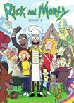 Rick And Morty: Season 2 (dvd) 5154500