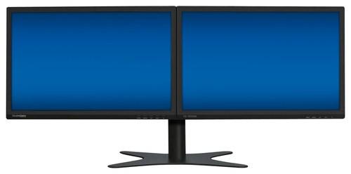 "DoubleSight Dual 19"" LCD HD Monitors Black DS-1900WA"
