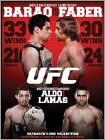 UFC 169: Barao vs. Faber (2 Disc) (DVD) (Enhanced Widescreen for 16x9 TV) 2014