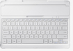 Samsung - Bluetooth Keyboard Cover for Samsung Galaxy Tab Pro 12.2 and Galaxy Note Pro 12.2 - White