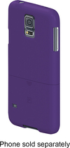 PT - Platinum Holster for Samsung Galaxy S 5 Cell Phones - Purple