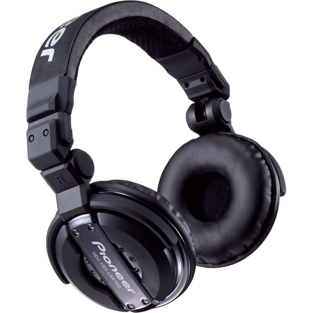 Pioneer - Headphone - Black