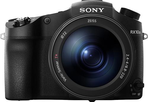 Sony - Cyber-shot RX10 III 20.1-Megapixel Digital Camera - Black
