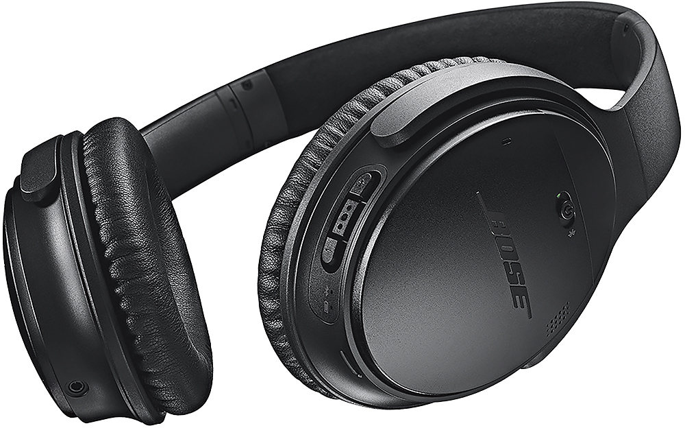Bose QuietComfort 35 - best wireless headphones 2018 - Wireless Headphone Reviews