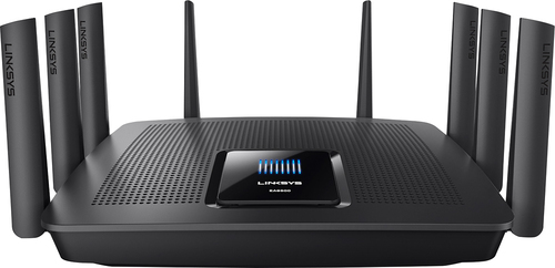 Linksys - EA9500 Max-Stream AC5400 Tri-Band Wi-Fi Router
