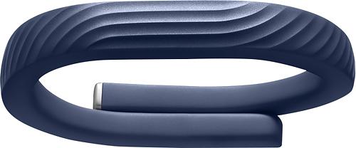 Jawbone - UP24 Wireless Activity Tracker (Small) - Navy Blue