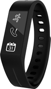 Striiv - Touch Fitness Tracker and Smart Watch - Black