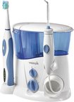 Waterpik - Complete Care Sensonic Professional Plus Toothbrush and Water Flosser - White/Blue