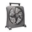 O2 Cool - Pedestal Fan - Gray