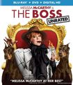 The Boss [includes Digital Copy] [blu-ray/dvd] 5175900