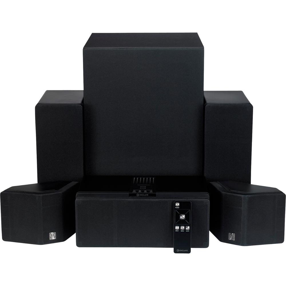 Enclave - Cinehome Hd 5.1-channel Wireless Speaker System -