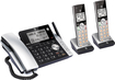At&t - CL84215 Dect 6.0 Expandable Cordless Phone System with Digital Answering System