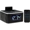 Gogroove - Bluesync Fm Alarm Clock Radio - Black