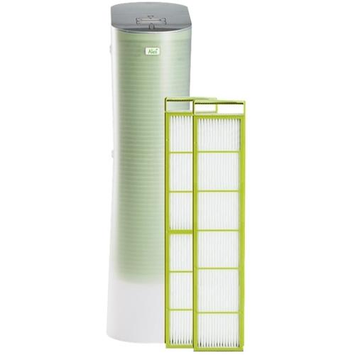 Alen - Tower Air Purifier - Green, White