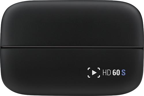 Elgato - Game Capture HD60 S - Black