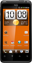 Boost Mobile - HTC EVO Design 4G No-Contract Mobile Phone - Black