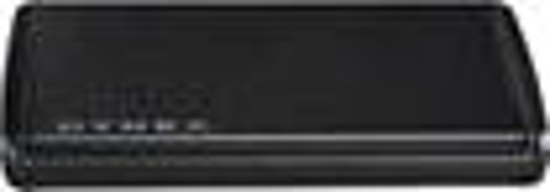 "Dynex™ - 2.5"" Serial ATA Hard Drive Enclosure - Black"