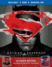 Batman V Superman: Dawn Of Justice [only@best Buy][batman Steelbook][ult][blu-ray/dvd/digital] 5190900