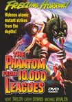 The Phantom From 10,000 Leagues (dvd) 5191838