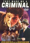 They Made Me A Criminal (dvd) 5191856
