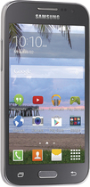TracFone - Samsung Galaxy Core Prime 4G with 8GB Memory Prepaid Cell Phone - Gray
