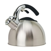 Primula Ptk-6330 3 Qt Stainless Steel Soft Grip Tea Kettle