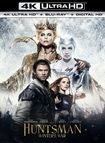 The Huntsman: Winter's War [includes Digital Copy] [4k Ultra Hd Blu-ray/blu-ray] 5202002