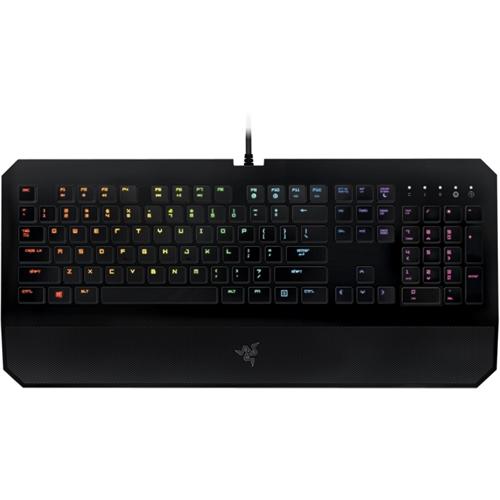 Razer - Deathstalker Chroma Rgb Membrane Gaming Keyboard