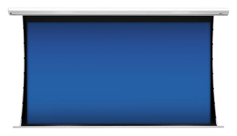 Elite Screens - Saker Tab-Tension 120 Motorized Projector Screen - White