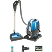 Sirena - Bagless Canister Vacuum Bundle - Blue 5204107