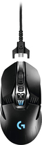 Logitech - G900 Chaos Spectrum Optical Gaming Mouse - Black