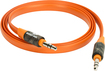 Griffin Technology - Mossy Oak 3' Auxiliary Audio Cable - Blaze Orange