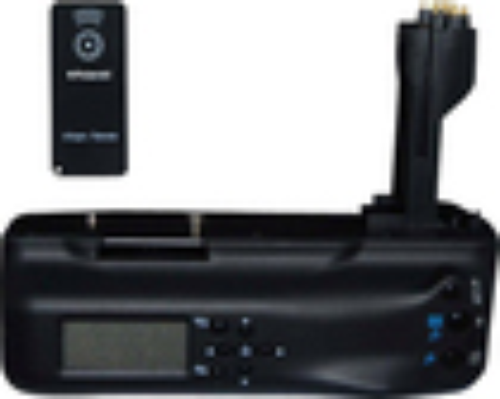 Polaroid - Performance Grip for Canon EOS 5D Mark II DSLR Cameras