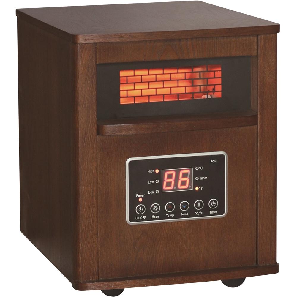 DURA HEAT - Electric Heater - Brown