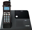 RCA - ViSYS DECT 6.0 Expandable Cordless Phone with Call-Waiting Caller ID - Black